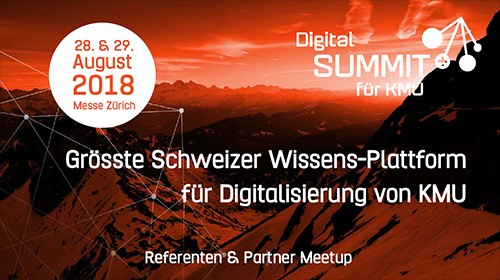 Digital Summit Zurich