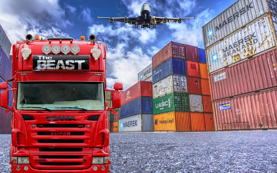 Logistics gross